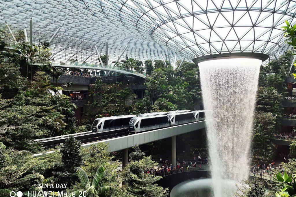 星耀樟宜 Jewel Changi Airport @ Singapore